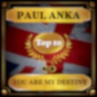 You are My Destiny (UK Chart Top 40 - No. 6)