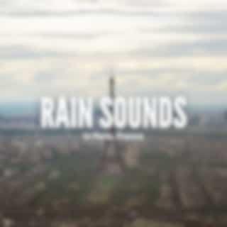 Rain Sounds in Paris, France