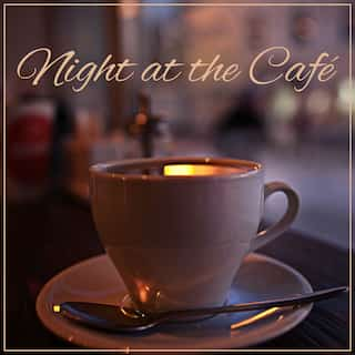 Night at the Café: Soft Smooth Jazz Sounds creating a Unique Romantic Atmosphere