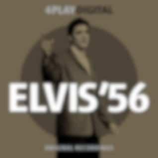 Elvis '56 - 4 Track EP (Remastered)