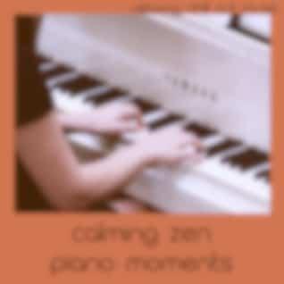 Calming Zen Piano Moments