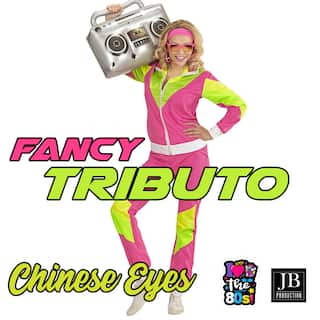 Fancy Tributo Chinese Eyes