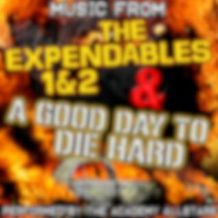 Music from the Expendables 1 & 2 & A Good Day to Die Hard