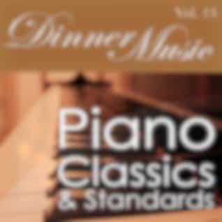 Dinnermusic Vol. 13 - Piano Classics & Standards