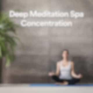 Deep Meditation Spa Concentration