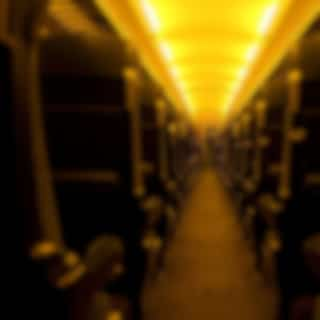 Sleep in a Train: Travel Night Sound