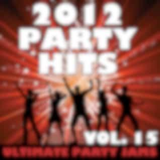 2012 Party Hits, Vol. 15