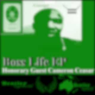 Boss Life Honorary Guest Cameron Ceasar
