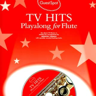Playalong for Flute: Tv Hits