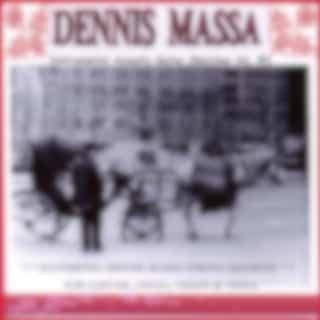 Dennis Massa String Quartet: For Guitar, Cello, Violin & Viola... Instrumental Acoustic Guitar Sketches Vol. #2 ( 7-7-07 )
