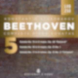 Beethoven: Complete Piano Sonatas, Vol. 5