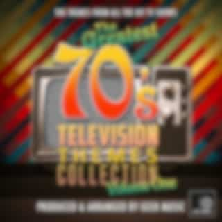 The Greatest 70's Television Themes Collection, Vol. 1