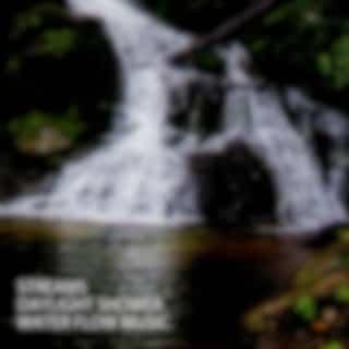 Streams: Daylight Shower Water Flow Music