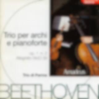 Beethoven: Trii per archi e pianoforte, Vol. 2