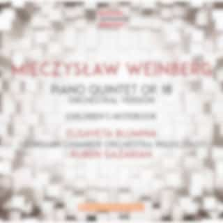 Weinberg: Piano Quintet, Op. 18 (Arr. M. Baier for Orchestra) & Children's Notebook