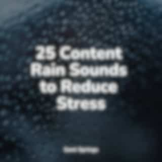 25 Content Rain Sounds to Reduce Stress