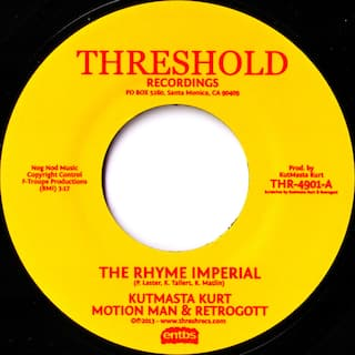 The Rhyme Imperial