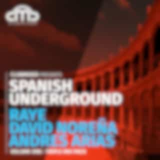 Clubmixed Presents Spanish Underground, Vol. 1: Triple Mix Pack - Raye, David Norena, Andres Arias