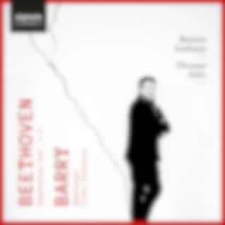 Beethoven: Symphonies 1, 2 & 3 - Barry: Beethoven & Piano Concerto
