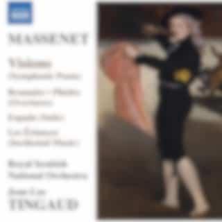 Massenet: Orchestral Works
