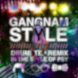 Gangnam Style  (In The Style Of Psy) (Drumstep Remix)