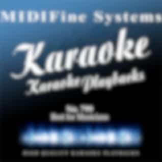 Best for Musicians No. 799 (Karaoke Version)
