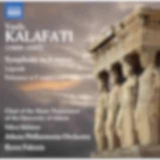 Kalafati: Symphony in A Minor, Légende & Polonaise