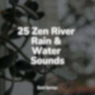 25 Zen River Rain & Water Sounds