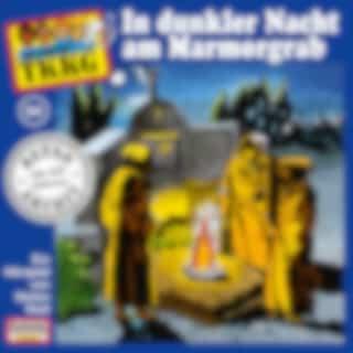 094/In dunkler Nacht am Marmor-Grab
