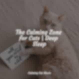 The Calming Zone for Cats   Deep Sleep
