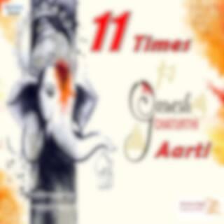 11 Times Ganesh Chaturthi Aarti