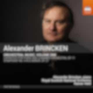 Alexander Brincken: Orchestral Music, Vol. 1