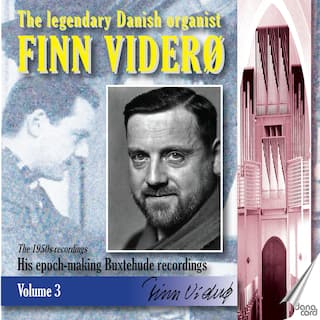 Finn Viderø - the Legendary Danish Organist, Vol. 3