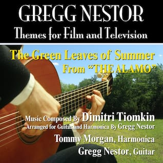 """The Green Leaves of Summer"" from ""The Alamo"" (Dimitri Tiomkin)"