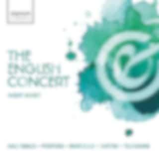 The English Concert: Dall'abaco, Porpora, Marcello, Tartini, Telemann