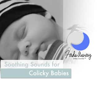 Soothing Sounds for Colicky Babies