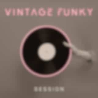 Vintage Funky Session – Amazing Instrumental Jazz Music in the Old Good Style