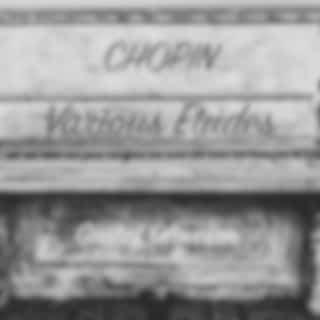Chopin: Various études