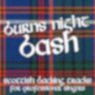 Burns Night Bash - Scottish Backing Tracks for Professional Singers