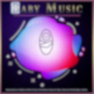 Baby Music: Sleeping Music for Babies and Rain Sounds, Soft Newborn Sleep Aid, Baby Lullaby and Calming Baby Lullabies