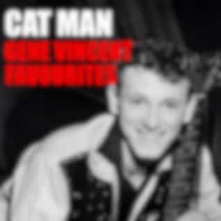 Cat Man Gene Vincent Favourites
