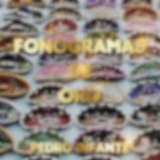 Fonogramas de Oro de Pedro Infante