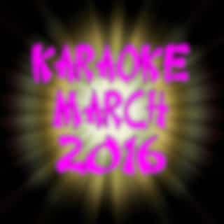 Karaoke March 2016