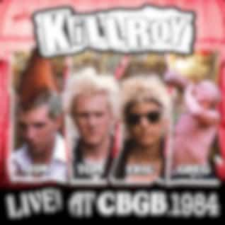 Live at C.B.G.B. 1984