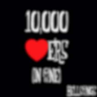 10,000 Lovers (In One)