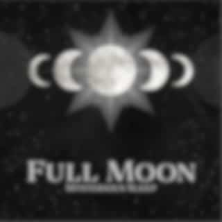 Full Moon Mysterious Sleep: Sleep Well with Peaceful Instrumental Music with Nature Melodies