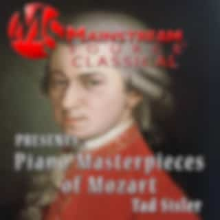 Mainstream Source Classical Presents Piano Masterpieces of Mozart