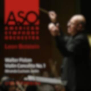 Piston: Violin Concerto No. 1