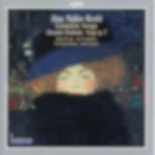 Mahler-Werfel: Complete Songs - Zemlinsky: Songs, Op. 7