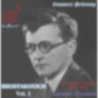 Shostakovich Performs, Vol. 1: Piano Quintet, Trio & Solos
